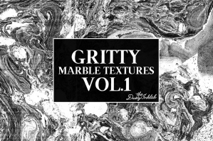 Gritty Marble Textures Vol.1
