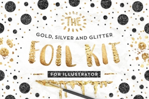 Illustrator-Gold-Foil-Kit-Essentials-Plus-Bonus-cover