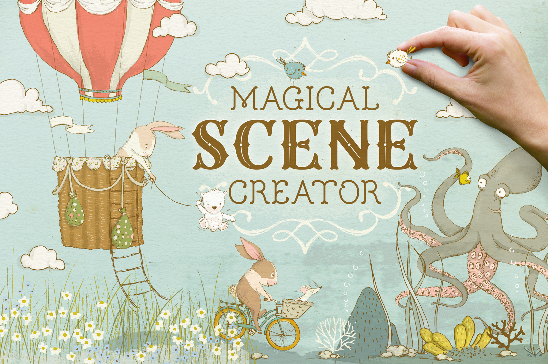 Magical Scene Creator