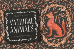 Mythical-Animals-Patterns-cover