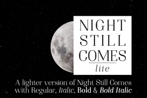Night-Still-Comes-Lite-Serif-Font-cover