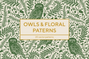 Owls-And-Floral-Patterns-cover