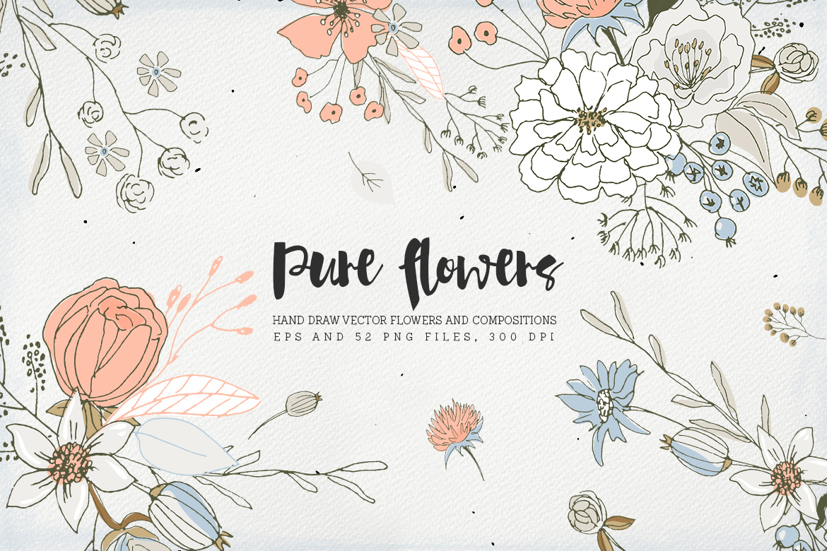 Pure Flowers
