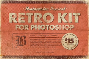 Retro-Kit-For-Photoshop-cover