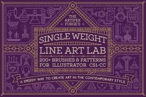 Single-Weight-Line-Art-Lab-cover