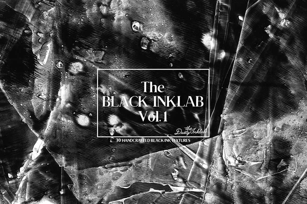 The Black Inklab Vol. 1