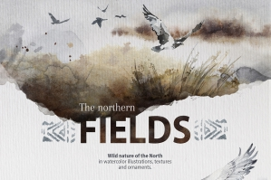 The-Northern-Fields-Watercolor-Collection-cover2