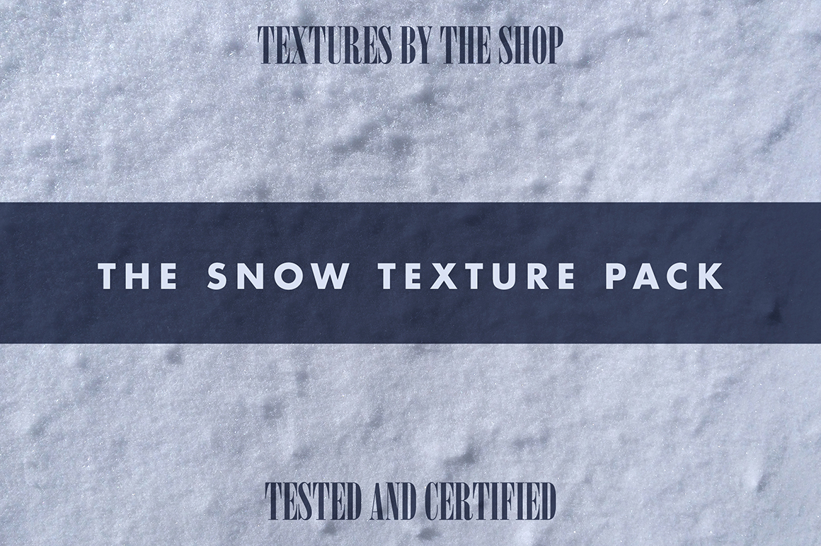 The Snow Texture Pack