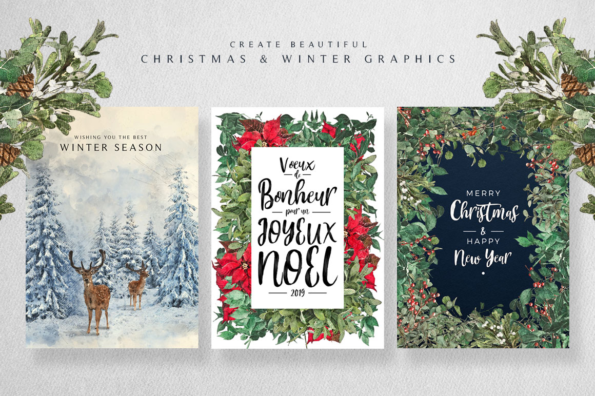 The Magical Christmas Creation Bundle