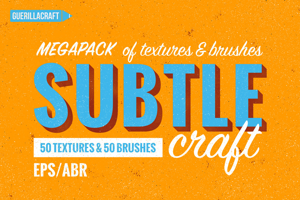 Subtlecraft - Subtle Textures and Brushes