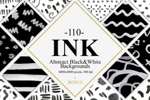 110-Abstract-Ink-Backgrounds-cover