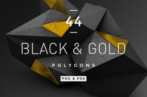 Black-And-Gold-Polygons-cover