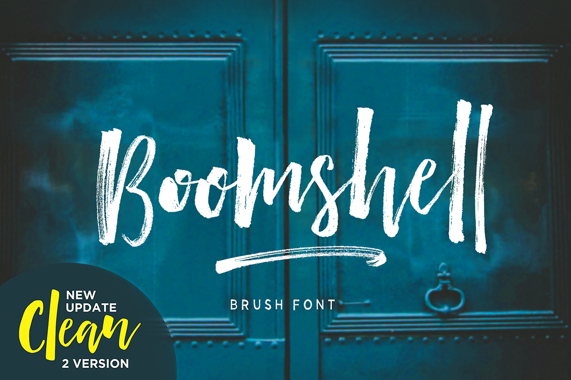 Boomshell Brush