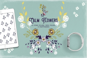 Calm-Flowers-cover