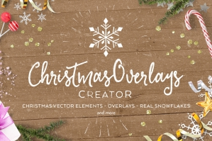 Christmas-Overlays-Creator-cover-