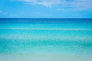 Crystal Blue Water In The Caribbean No. 3