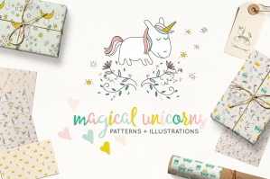 Fairytale-Unicorn-Patterns-cover