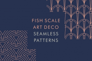 Fish-Scale-Art-Deco-Patterns-cover