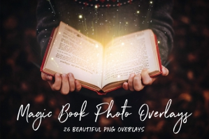 Magic-Book-Light-Photo-Overlays-cover