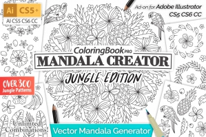 Mandala-Creator-Jungle-Edition-cover