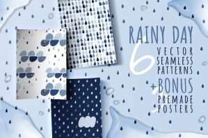 Rainy-Day-6-Seamless-Patterns-cover