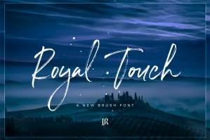 Royal-Touch-Font-cover