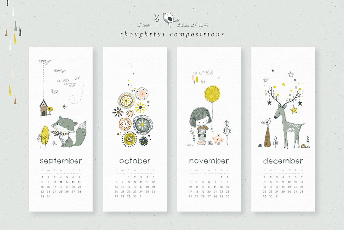 The Happy Calendar Collection