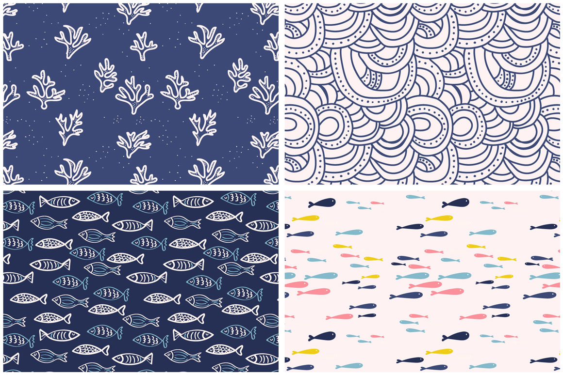 Underwater Pattern Collection