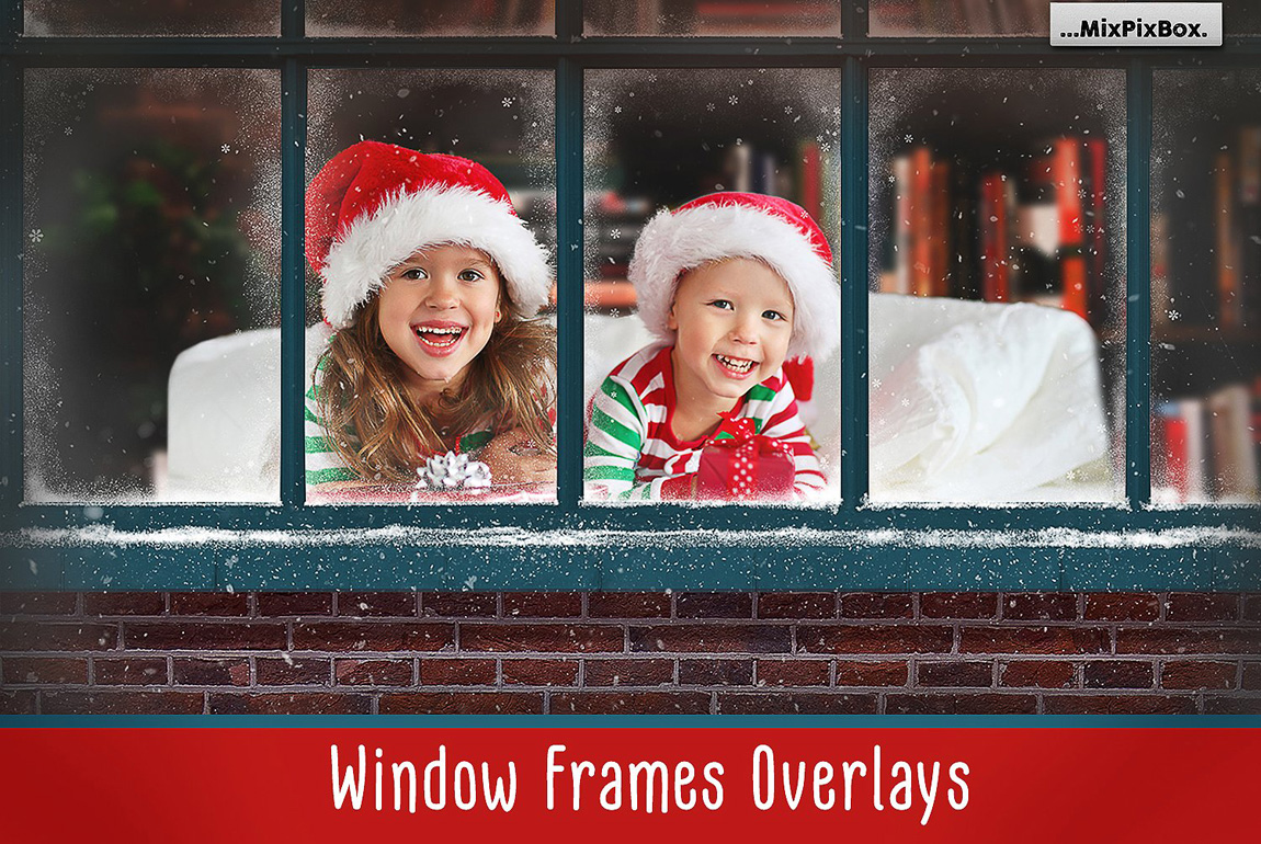 Window Frames Overlays