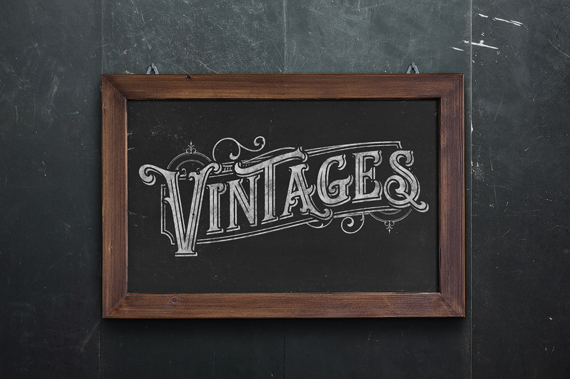 The Creative's Ultimate Vintage Collection