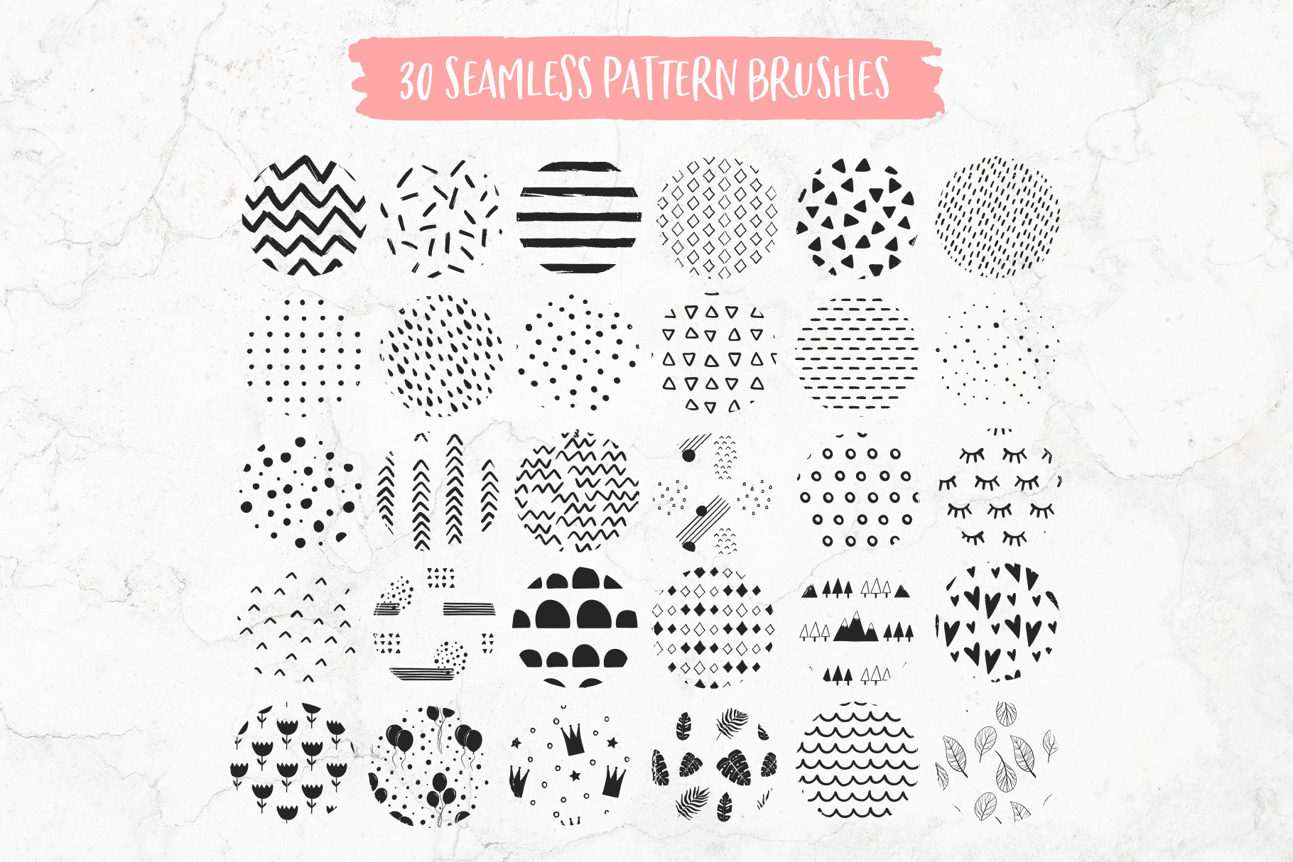 Funky Brushes Collection For Procreate