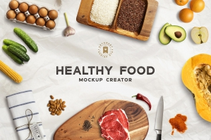 Healthy-Food-Mockup-Creator-cover