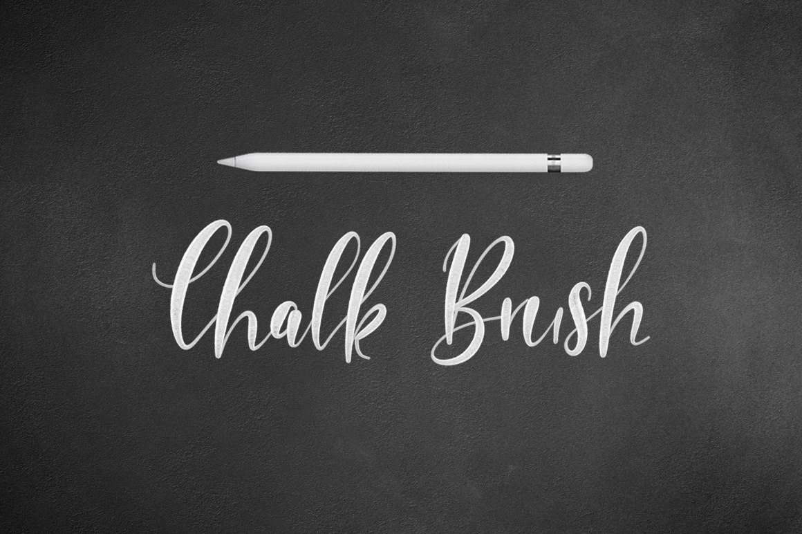 Lettering Brush Pack For Procreate