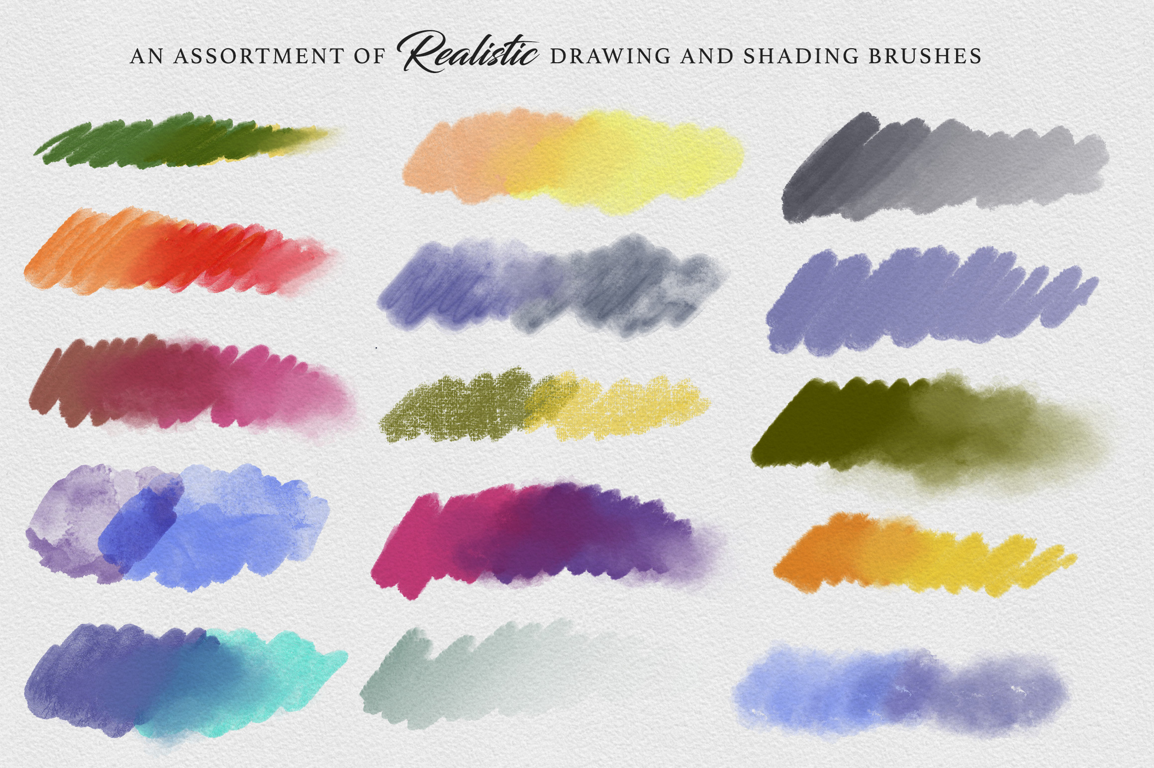 Master Watercolor Procreate Brushes - Design Cuts