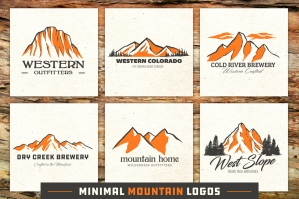 Minimal-Mountain-Logo-Templates-cover