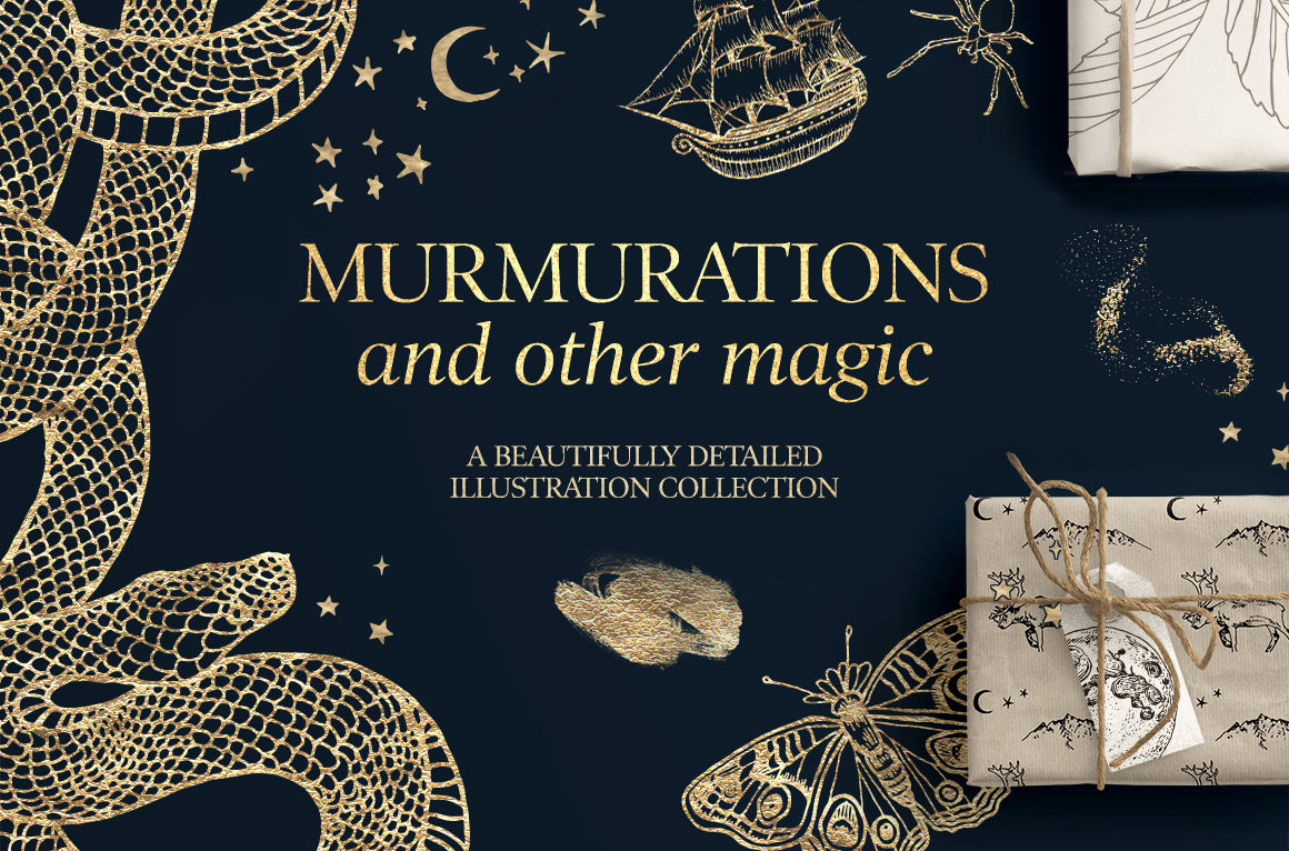 Murmurations and Other Magic