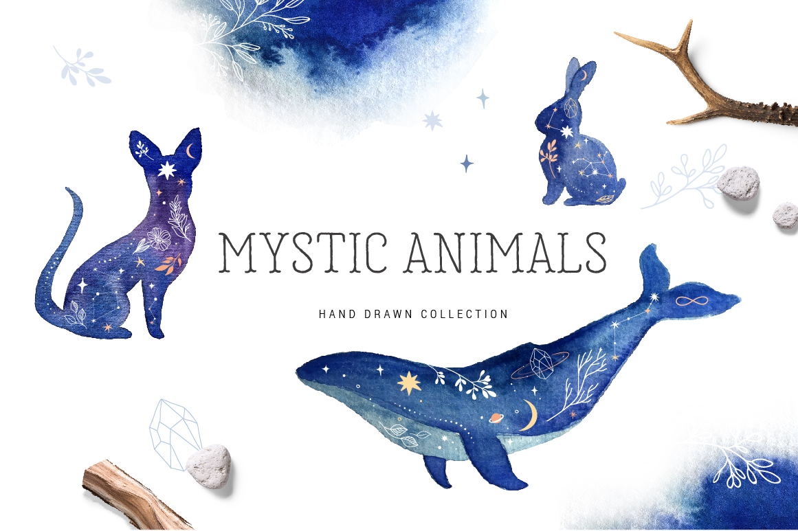Mystic Animals Collection