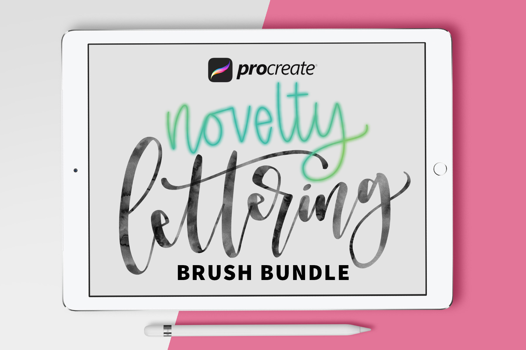 Pack Of 10 Procreate Brushes Novelty
