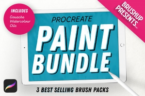 Paint Collection For Procreate