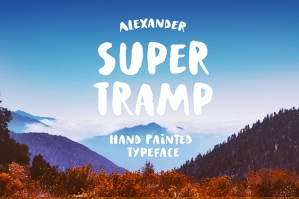 Supertramp-Typeface-cover