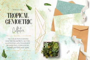 Tropical-And-Geometric-Collection-cover