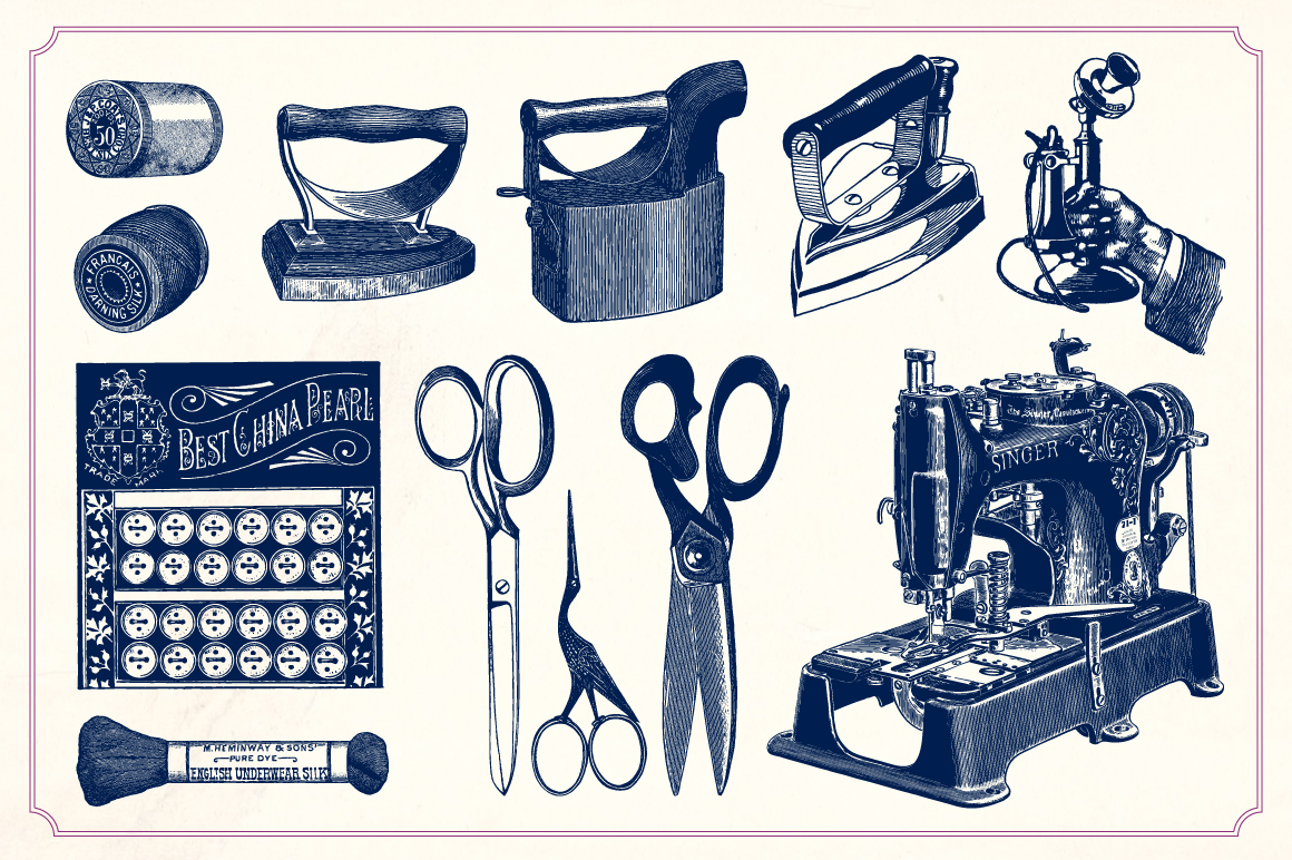 Vintage Household Goods