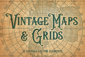 Vintage-Maps-And-Grids-cover