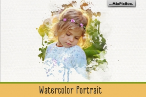 Watecolor-Portrait-Photo-Masks-cover