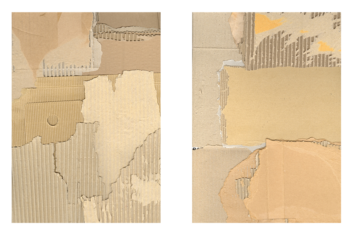 Worn & Torn Cardboard Texture Vol. 1