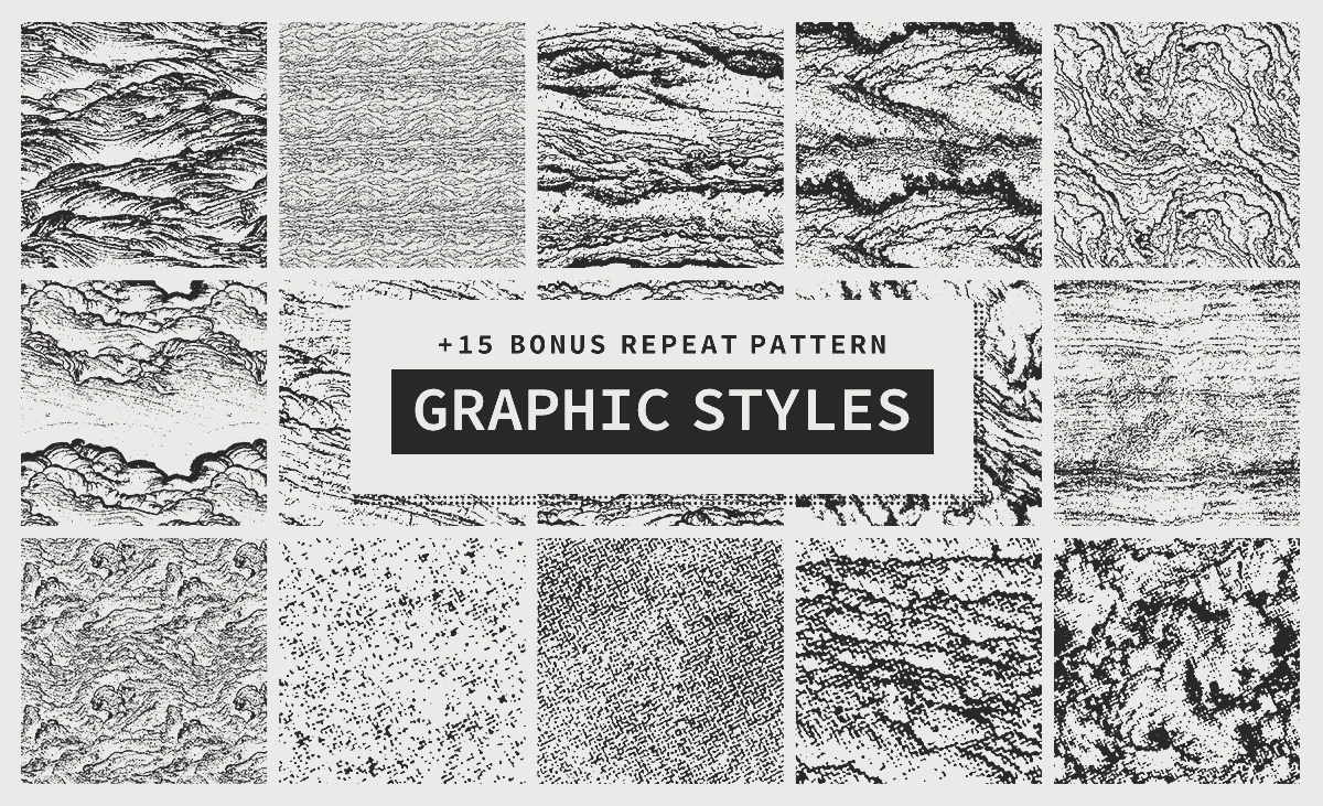The Designer's Textures and Patterns Collection