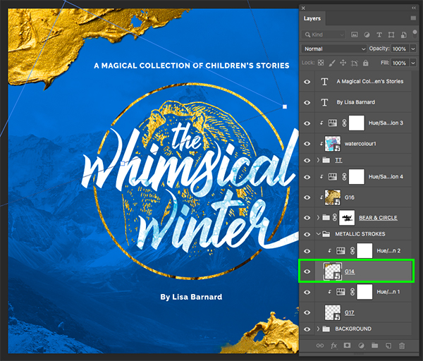 The Whimsical Winter Book Cover