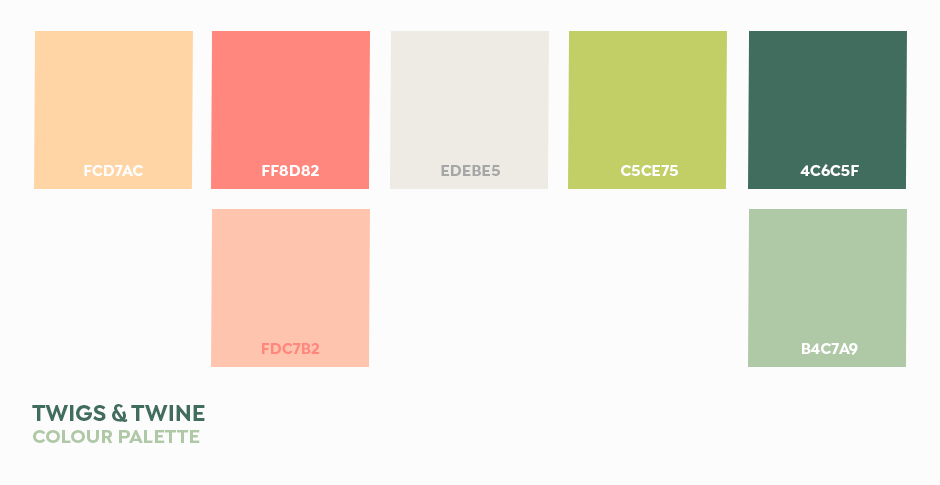 Choosing Colours and Using Colour Palettes in Your Designs