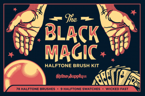 Black-Magic-Halftones-cover