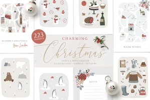 Charming-Christmas-Card-Map-Creator-cover